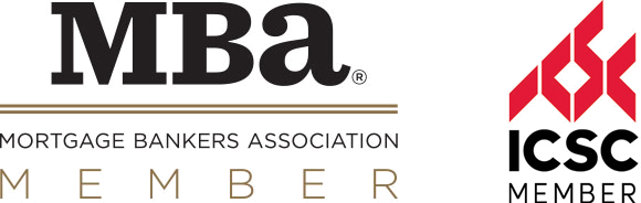 MBA and ICSC member logos
