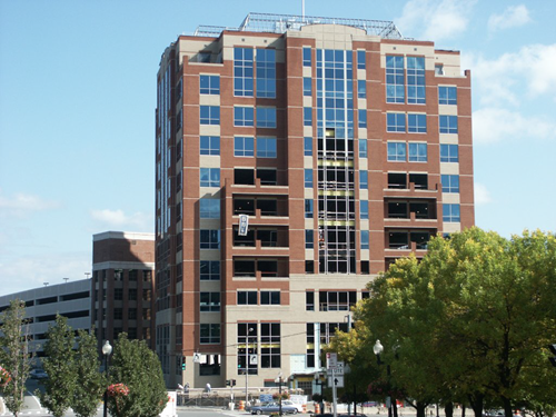 Albany office building