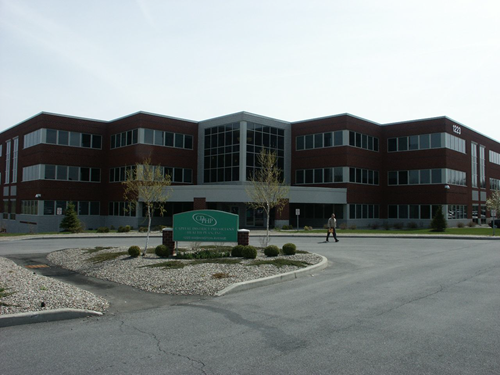 Albany CDPHP medical office building