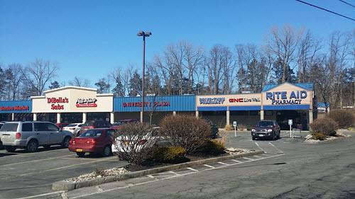 Albany retail plaza