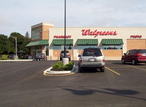 Albany Walgreens