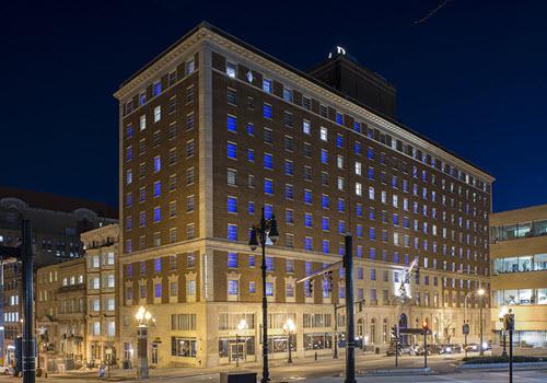 Albany Renaissance hotel