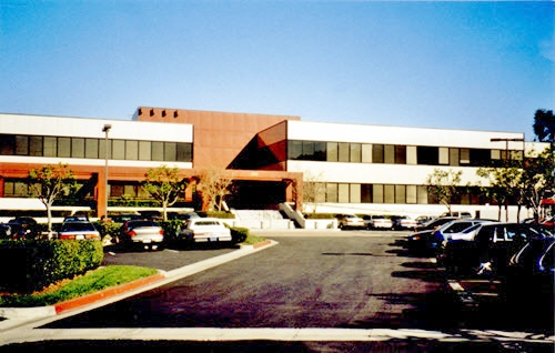 Anaheim Crestview office building