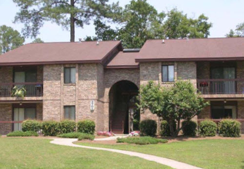 Permanent Loan Refinance 248 Unit Apartment Complex Augusta