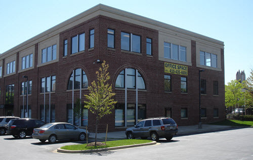 Baltimore office building