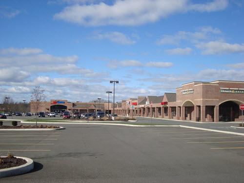 Bethlehem shopping center