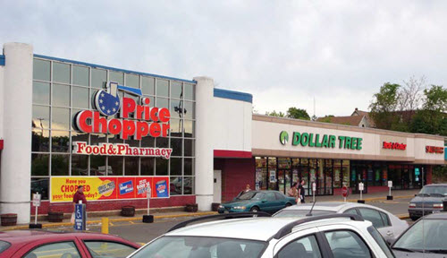 Binghamton Foundry shopping center