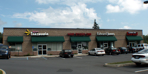 Brunswick shopping center
