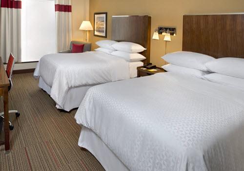 Charleston Four Points hotel