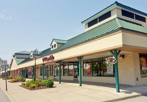 Clifton Park Crossing retail plaza