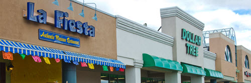 Clifton Park shopping center