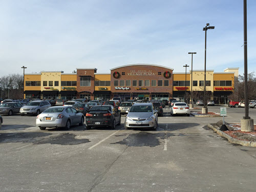 Clifton Park Village Plaza