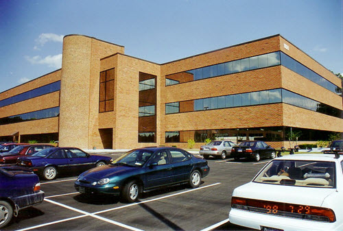 Colonie Karner Woods office building