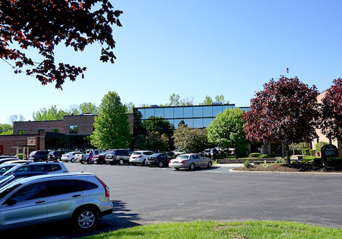 Colonie Executive office building