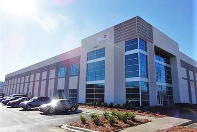 Concord Derita office building