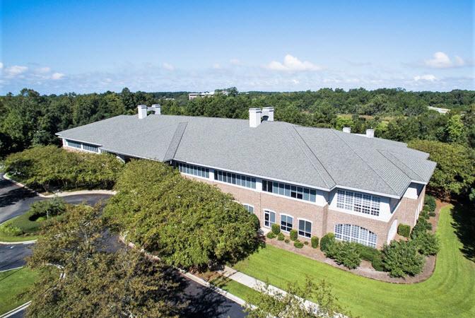 Daniel Island medical building