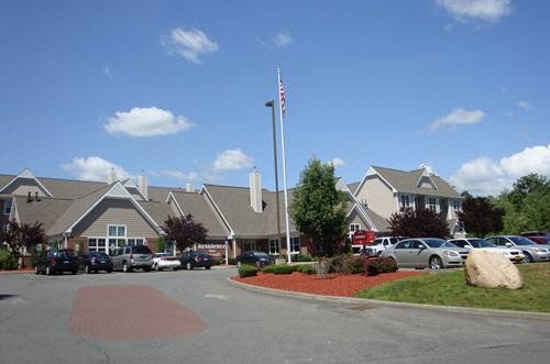 East Greenbush Residence hotel