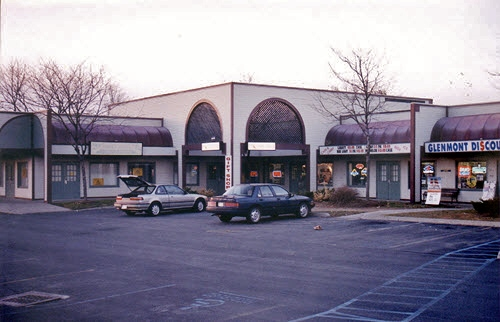 Glenmont shopping center