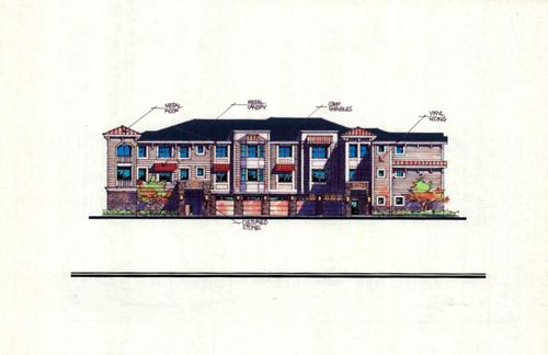 Glenville Reserve apartment complex