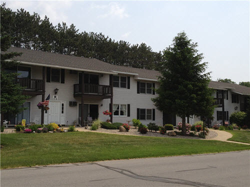 Glenville Shady Lane apartments