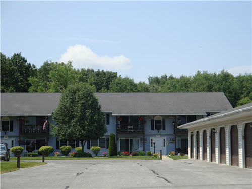 Glenville Shady Lane apartments