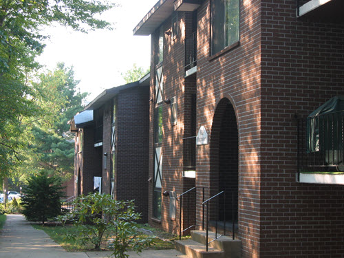 Guilderland Oxford Heights apartment complex