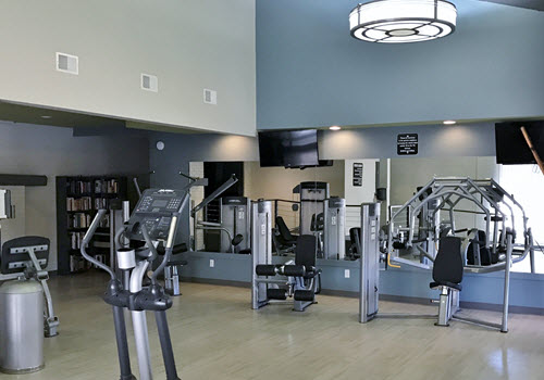 Guilderland Oxford Heights apartments gym