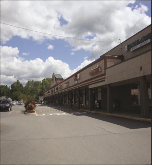 Guilderland Star strip mall