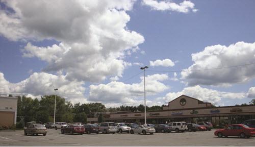 Guilderland strip mall