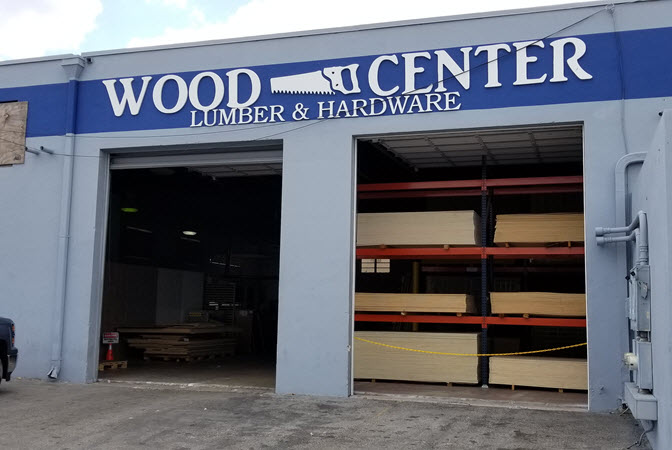 Hialeah Wood Center