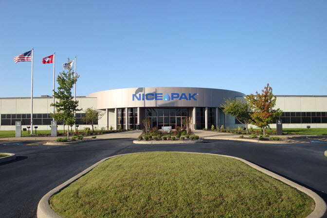 Jonesboro NicePak office building