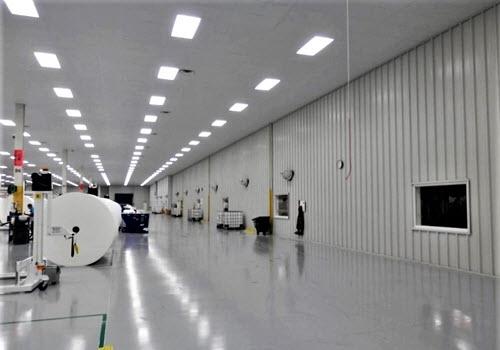 Jonesboro NiePak industrial building