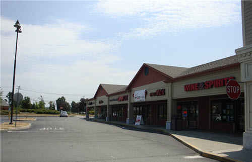 Kinderhook Widewaters strip mall