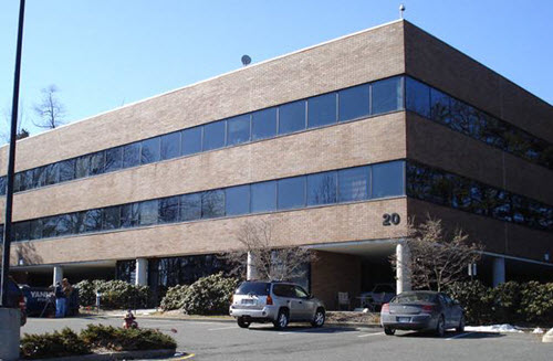 Mahwah Ridge office building