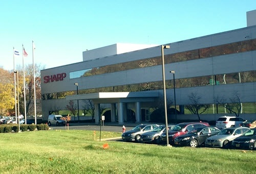 Mahwah Sharp office building
