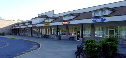 Matla strip mall
