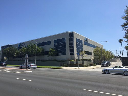 Manhattan Beach medical office building