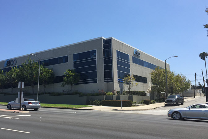 Manhattan Beach office building