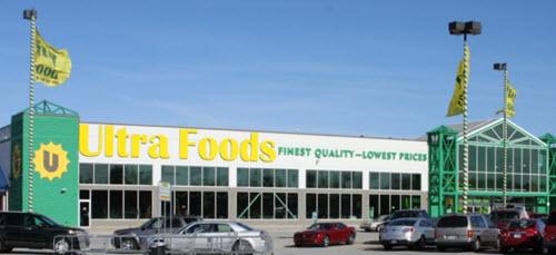 Merrillville Ultra Foods