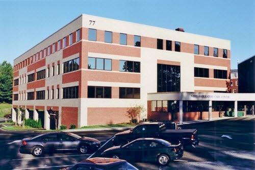 North Adams Medical office building