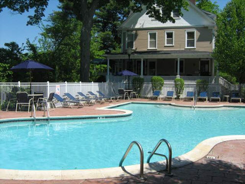 North Haven Arden apartments pool
