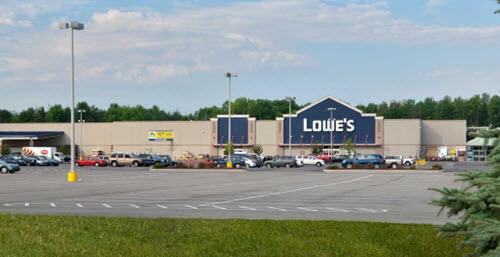 Ogdensburg Lowe's