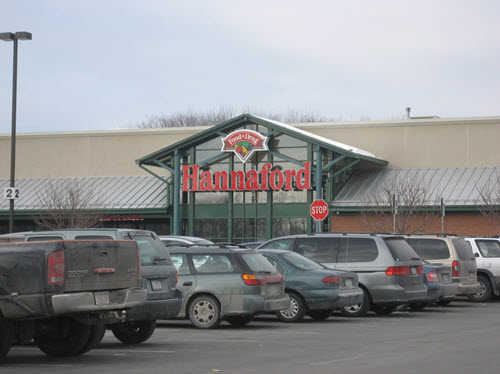 Pinebush Hannaford