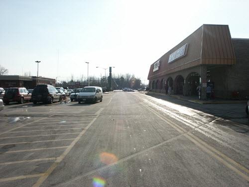 Plattsburg shopping center