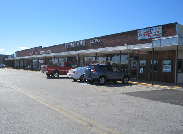 Plattsburgh shopping center