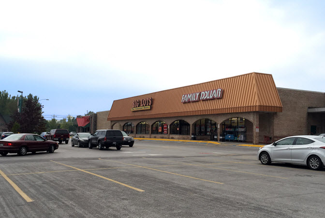 Plattsburgh Family Dollar/Big Lots