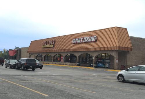 Plattsburgh shopping center