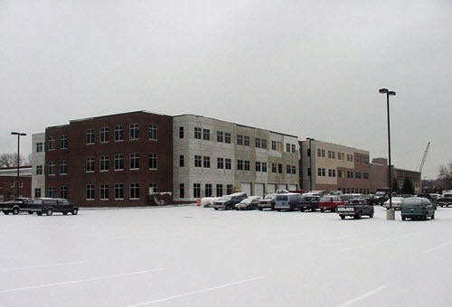 Rensselaer office building