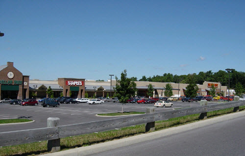 Rensselaer shopping center