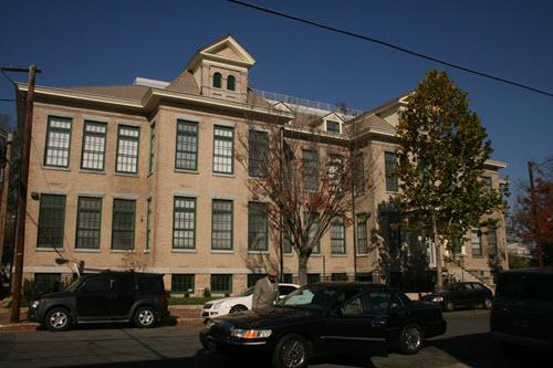 Richmond apartment building